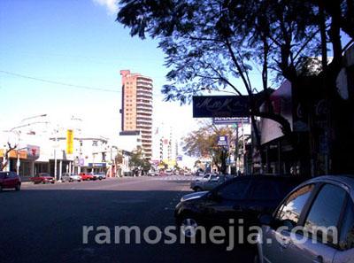 La ciudad de Ramos Mejía